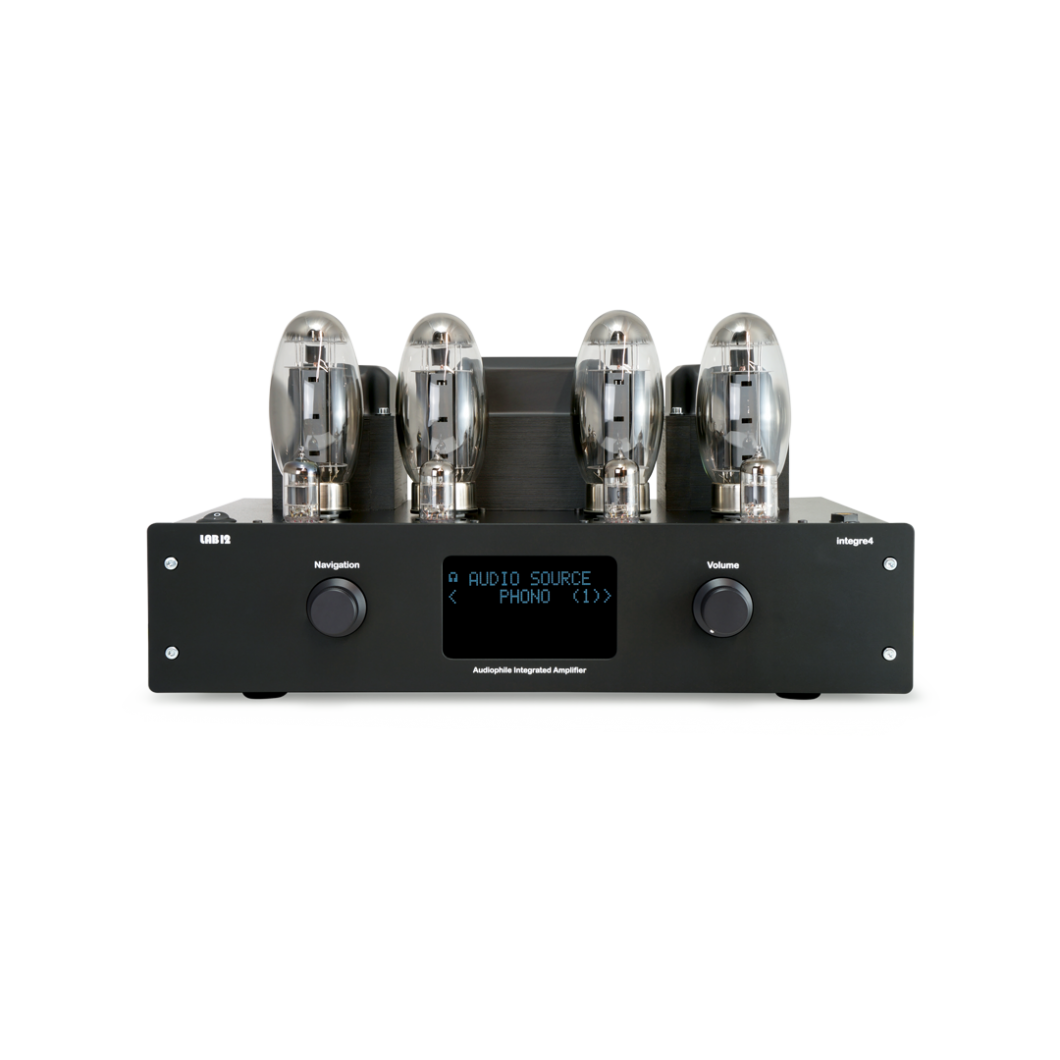 LAB 12 integre4 Audiophile Integrated Amplifier