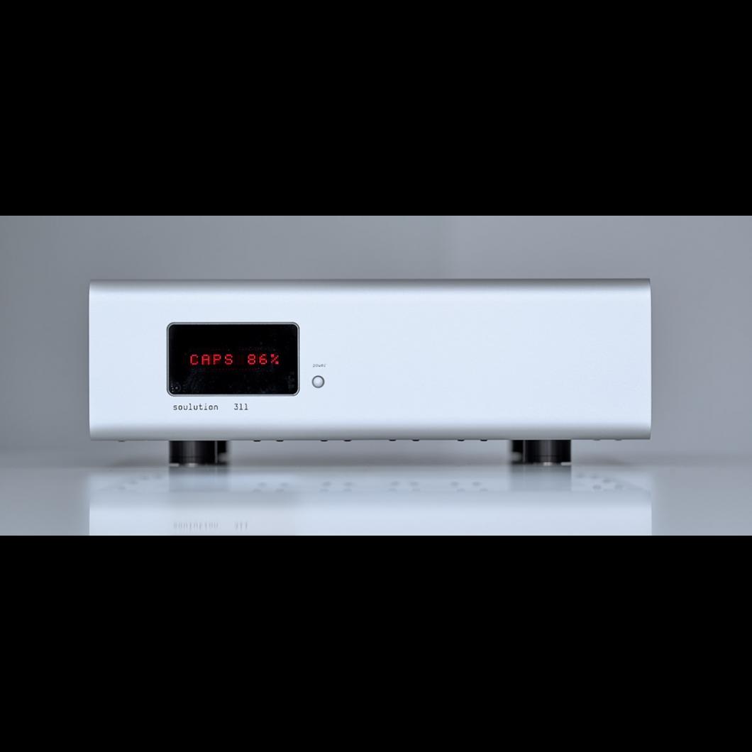 Soulution Audio 311 stereo amplifier