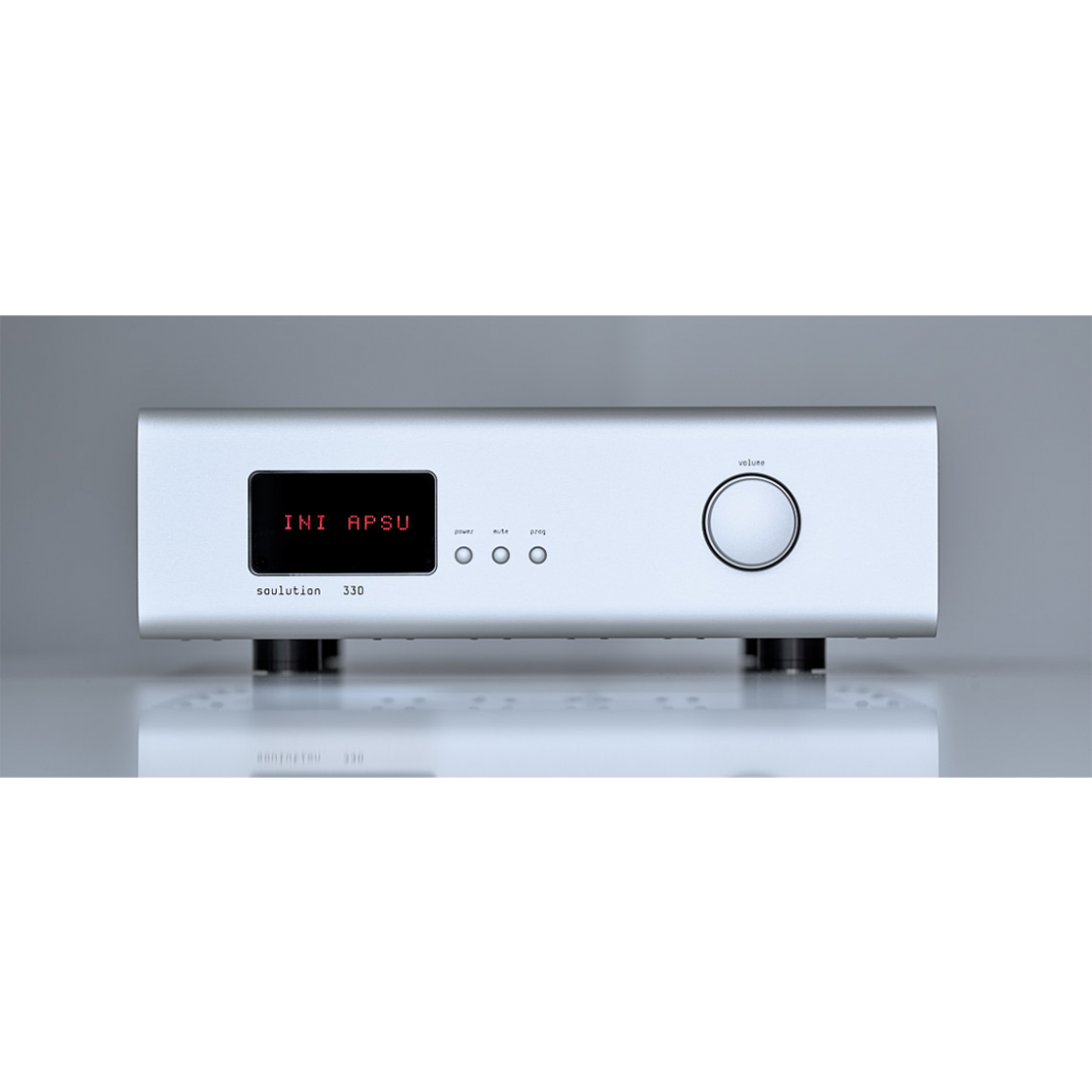 Soulution Audio 330 integrated amplifier