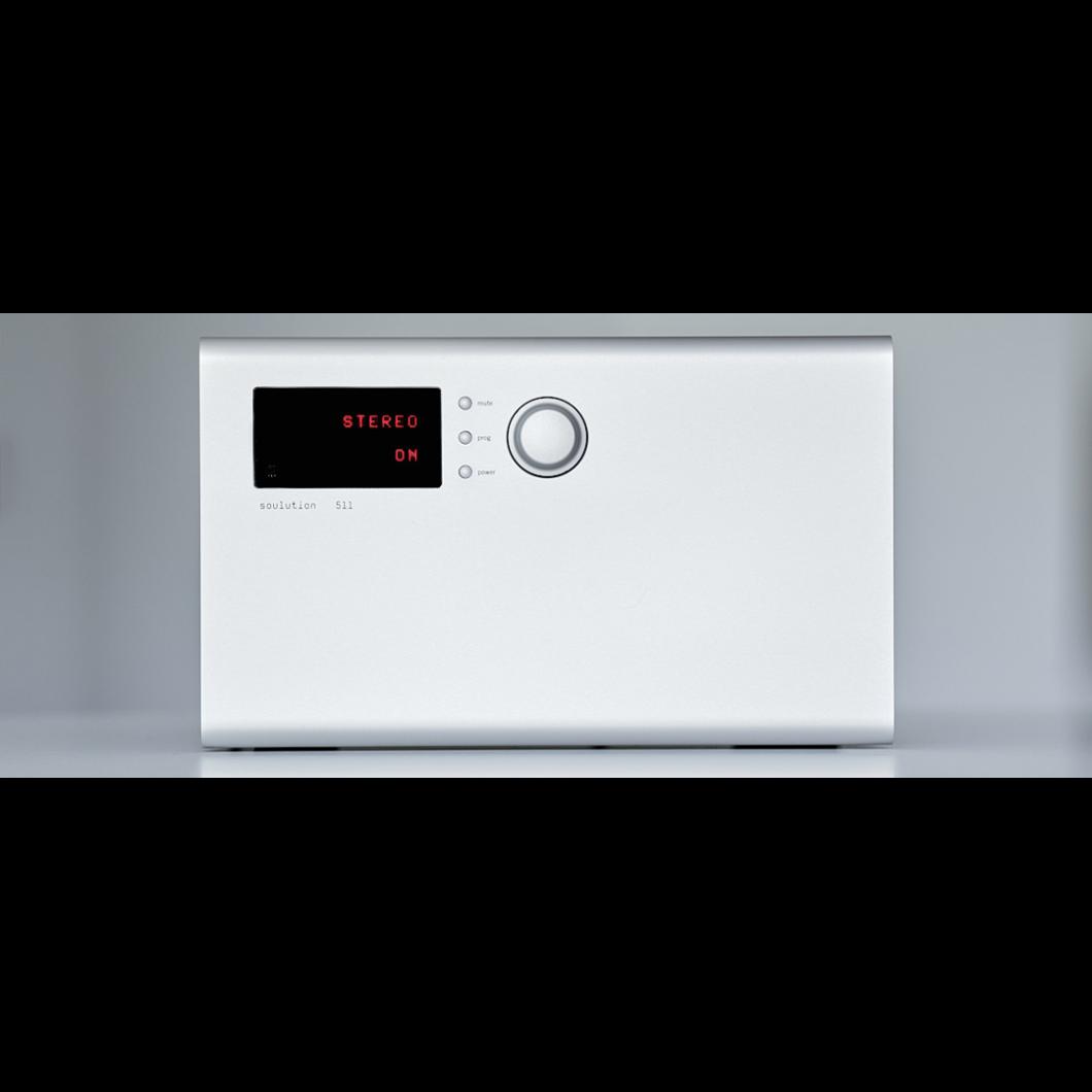 Soulution Audio 511 stereo amplifier