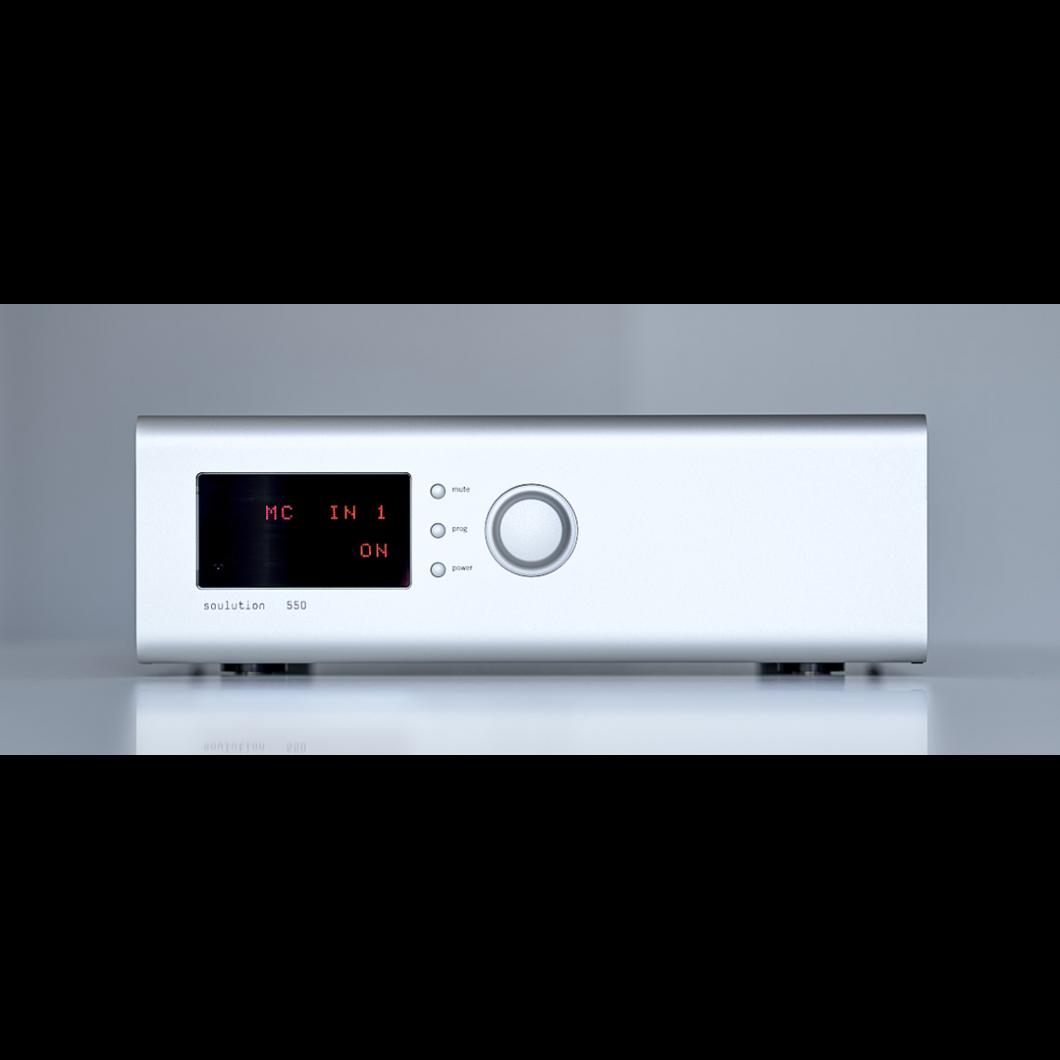 Soulution Audio 550 phono
