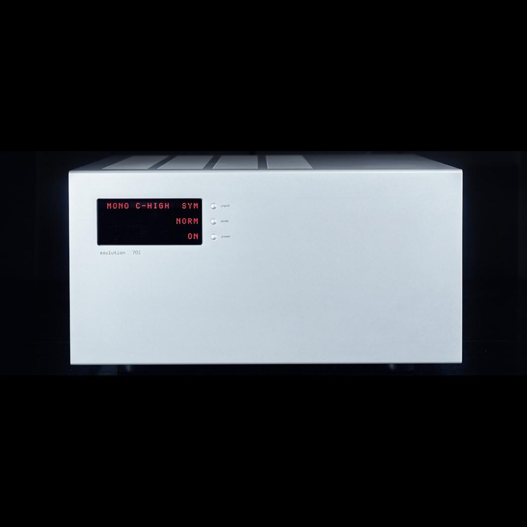Soulution Audio 701 mono amplifier