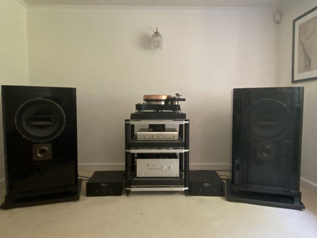 Home Hi-fi setup